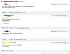 Butterfly Bot customers wonder why Iserdo isn't responding to support requests. He was arrested hours before.