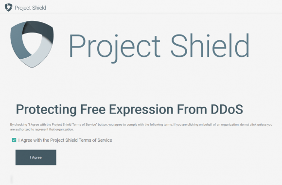 Google's Project Shield is now protecting KrebsOnSecurity.com
