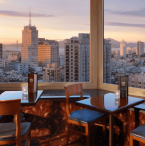 Top of the Mark, San Francisco, one of the bars impacted by the IHG card breach.