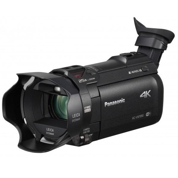 Видеокамера PANASONIC HC-VXF990EEK