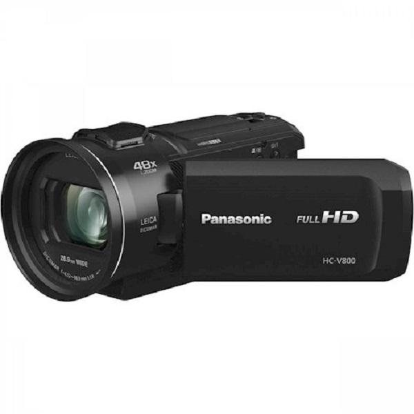 Видеокамера PANASONIC HC-V800EE-K Black