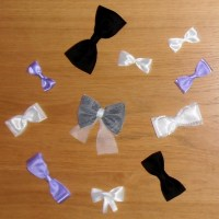 Bows everywhere