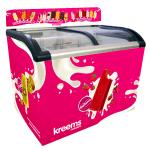 Cooler para helados Kreems sin costo adicional