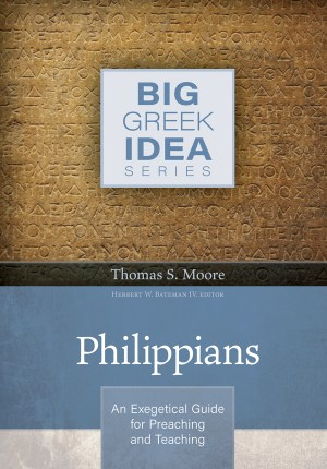 cover image of Philippians Big Greek Idea