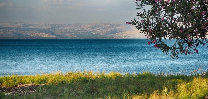 Photo of the Sea of Galilee