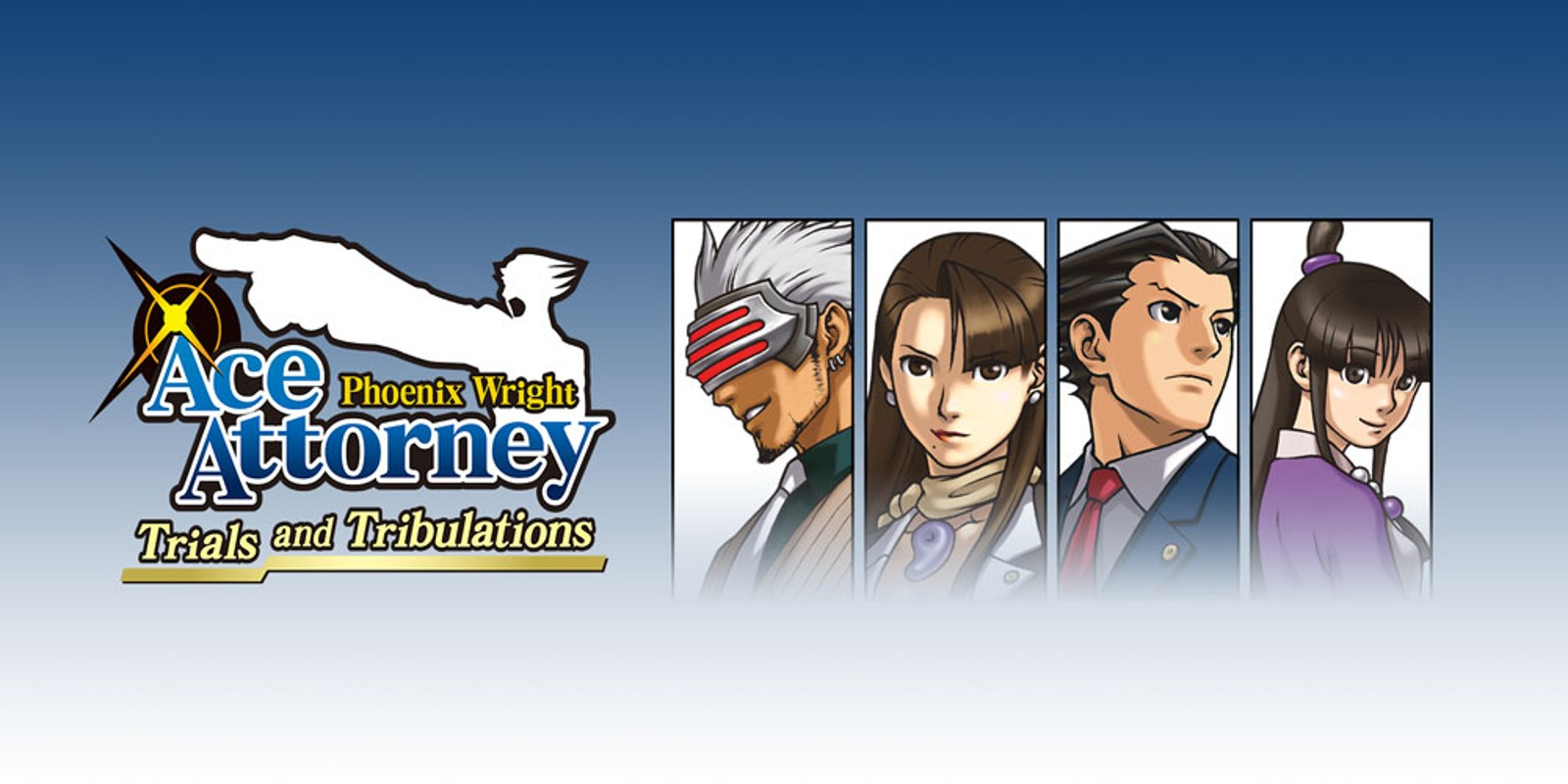 Phoenix Wright: Ace Attorney − Trials and Tribulations [3DS]