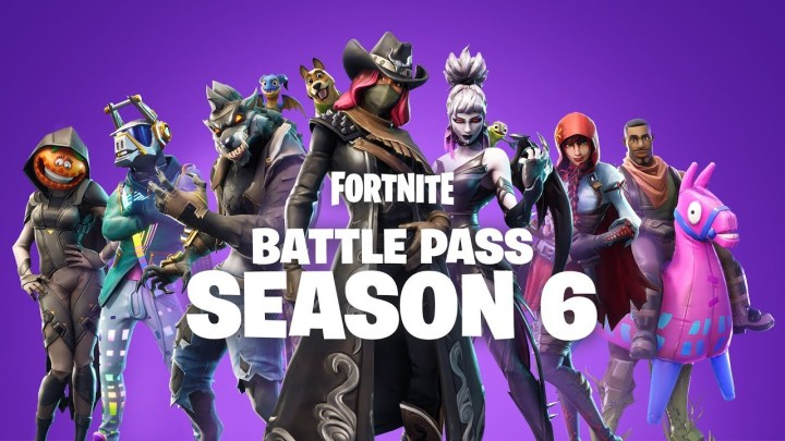 Fortnite Season 6 Update