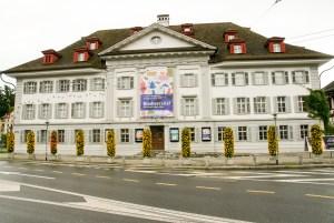 Lucerne nature museum building