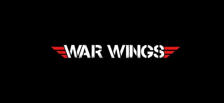 War Wings title screen