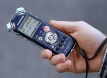 Mobiler Audiorecorder