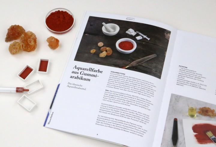 Kremer Pigmente Recipe Book In German
