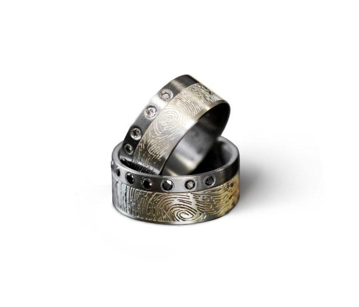 Salzburger Juwelierwaren KREMO kreativ modern Juwelier Salzburg Tantal Ringe Tantalum Trauringe sind einfach etwas Besonderes… TantalPlatin04
