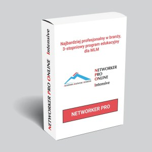 Pakiet Szkoleń – Networker Pro Online Intensive – NETWORKER PRO