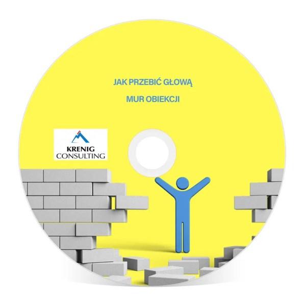 Jak przebić głową mur obiekcji - webinarium dla MLM