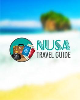 Nusa Travel Guide - ditulis oleh Krepito: Desain, Pembuatan Website, Jasa SEO dan Maintenance Website