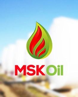 MSK Oil Logo Portfolio