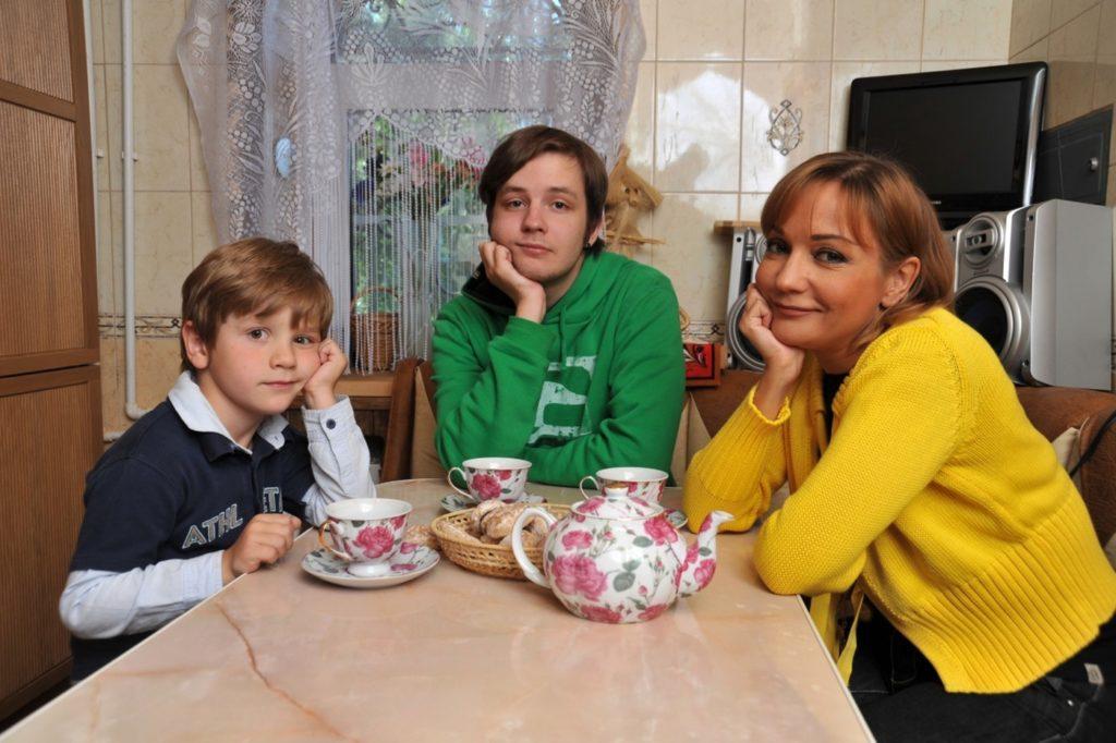 Татьяна Буланова биография личная жизнь семья муж дети  фото