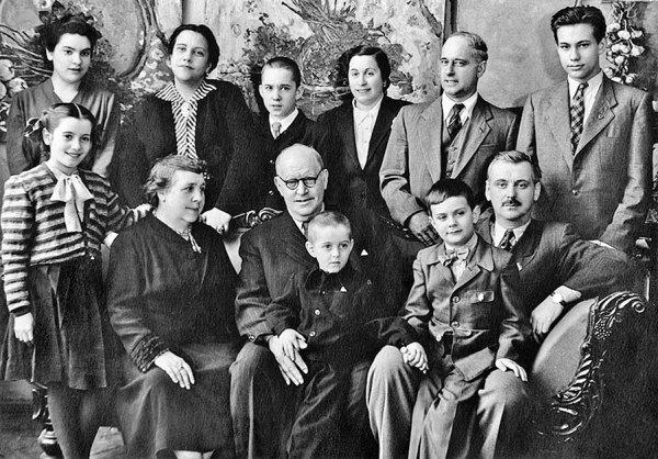 Сергей Михалков: биография, личная жизнь, семья, жена ...