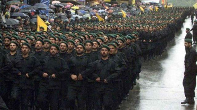Znalezione obrazy dla zapytania Libanski ruch hezbollah zdjecia