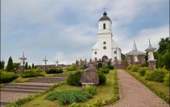 Kościół w Kopciówce. Fot: radzima.org