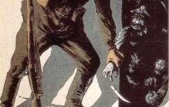 Sowiecki plakat z 1939 r. Fot. Internet