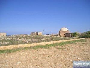 Im Inneren der Festung 'Fortetsa'