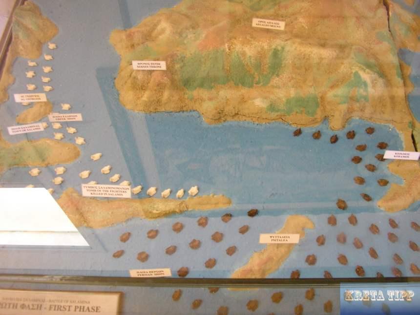 Seeschlachten während der Perserkriege