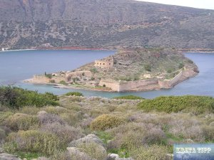Festungsinsel Spinalonga
