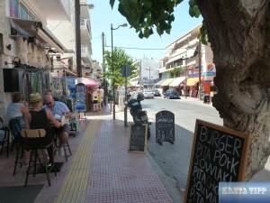 Hauptstraße Odhos Venizelou