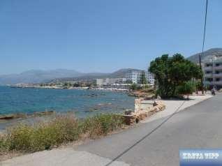 Promenade, Strand Chersonissos
