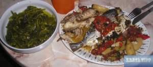 Fisch 'Psari'