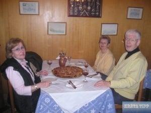 Familien-Pizza