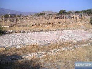 frühchristlichen Basilika bei Olous