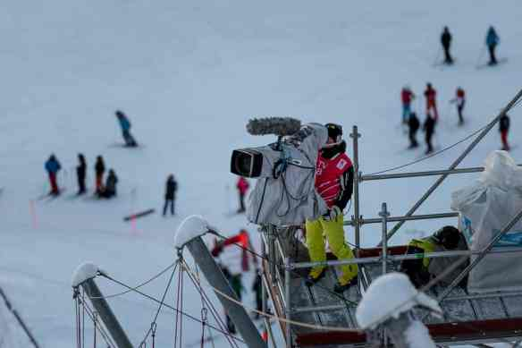 FIS World Cup Ladies' Downhill Garmisch-Partenkirchen 2017