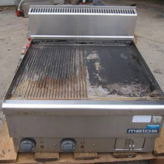 Grillplaat Metos FTE60BR