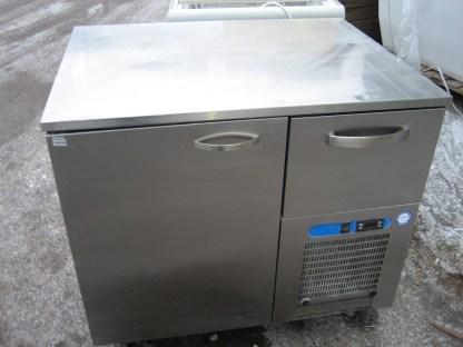Külmtöölaud pagaritele 930×710×900
