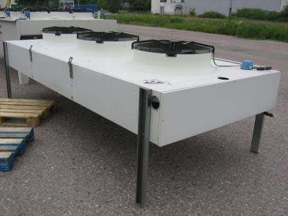 Kondensaator Alfa-Laval 217 kw