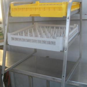 Nõudepesumasina korvide riiul