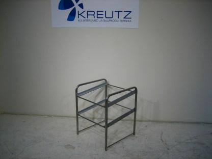 Nõudepesumasina korvide riiul, Metos