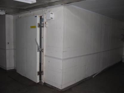 Sügavkülmkamber 3450×3000×2900