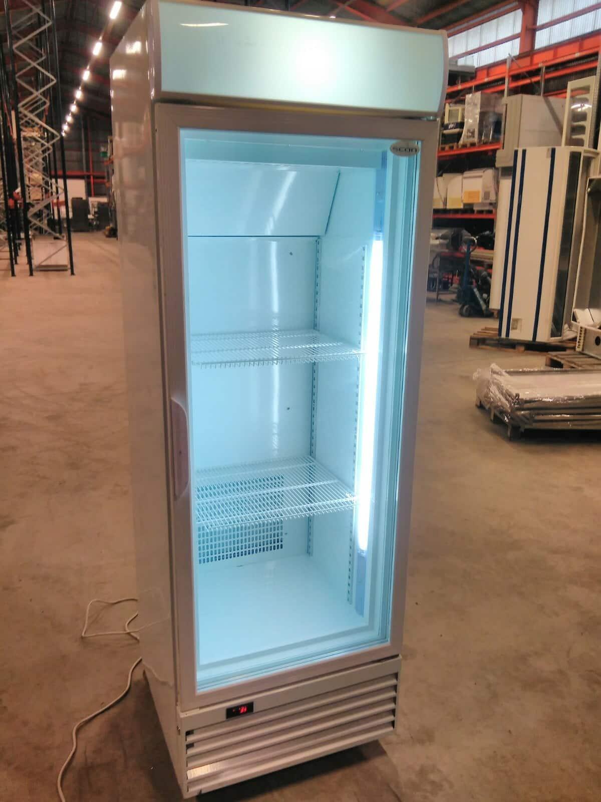 27c623af563 Sügavkülmik Scancool KF520 - Kreutz OÜ - Külmseadmed ja suurköögiseadmed