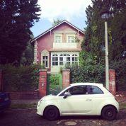 Wonderful historic villas in the former East Berlin neighbourhood of Karlshorst.