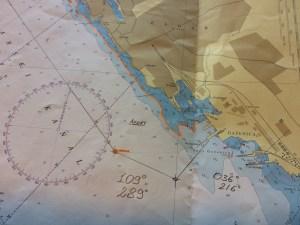Die Seemeile – wo kommt die eigentlich her?