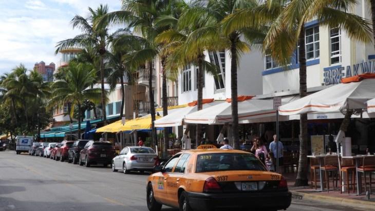 Miami Anreise