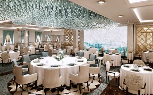 Regent Seven Seas ExplorerRestaurant Compass Rose