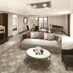 Regent Seven Seas Explorer Master Suite