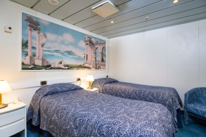 Cruise & Maritime Voyages Astoria Standart Plus Kabine Innen