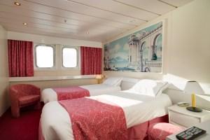 Cruise & Maritime Voyages Astoria Superior Plus Twin Ocean View