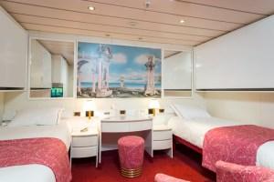 Cruise & Maritime Voyages Astoria Superior Twin Innen