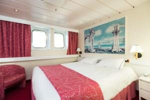 Cruise & Maritime Voyages Astoria Superior Twin Ocean View
